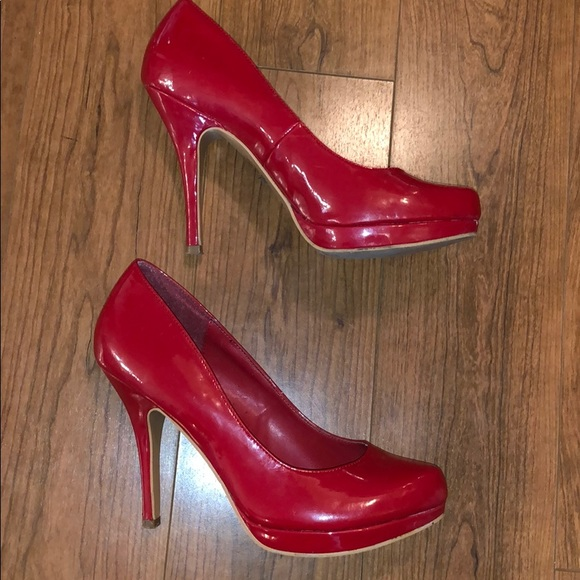 Call It Spring Shoes - Red Heels